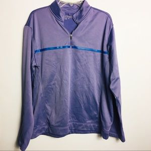 Nike Golf Purple Sweatshirt size Large